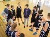 Mecze koszykówki naszej drużyny - październik, listopad 2015